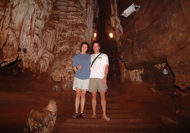 Inside Echo Caves